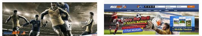 cara daftar judi sportsbook Maxbet online