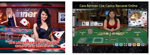 cara bermain live judi casino online Maxbet