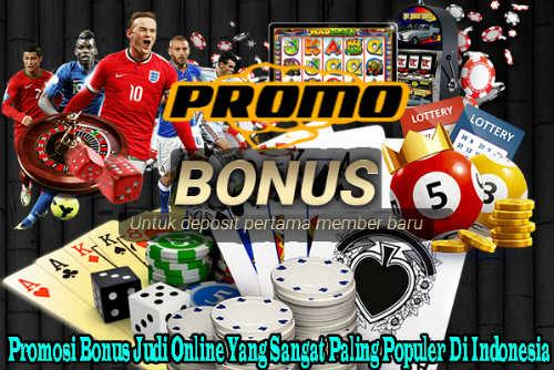 promosi bonus judi online terpercaya